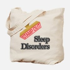 Sleep Disorders Tote Bag