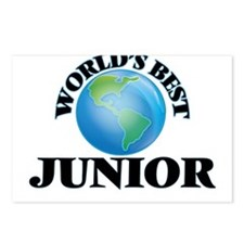 World's Best Junior Postcards (Package of 8)