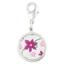 World's Greatest Cousin (Flowery) Charms