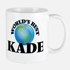 World's Best Kade Mugs