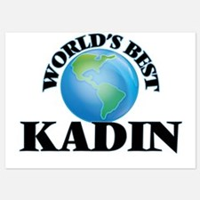 World's Best Kadin Invitations