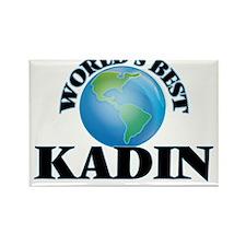 World's Best Kadin Magnets