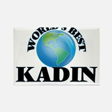 World's Best Kadin Magnets