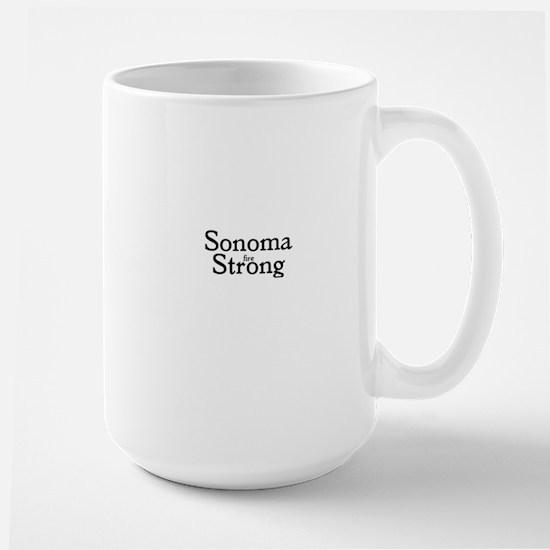Sonoma Strong Mugs