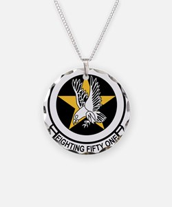 Fighting eagle Necklace