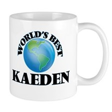World's Best Kaeden Mugs