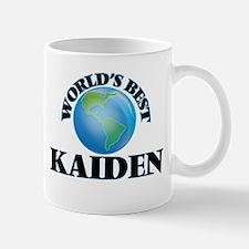 World's Best Kaiden Mugs