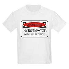 Attitude Investigator T-Shirt