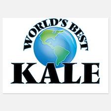 World's Best Kale Invitations