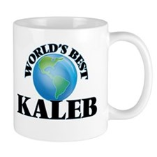 World's Best Kaleb Mugs