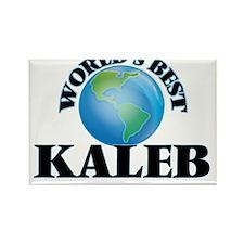 World's Best Kaleb Magnets