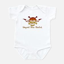 Anarchist Skull Infant Bodysuit
