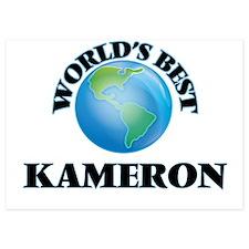 World's Best Kameron Invitations