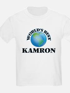 World's Best Kamron T-Shirt