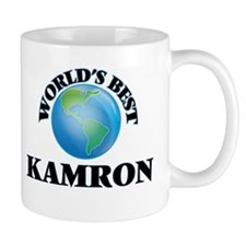 World's Best Kamron Mugs