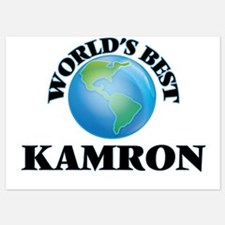 World's Best Kamron Invitations