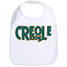 100% Creole Bib