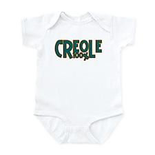 100% Creole Infant Bodysuit