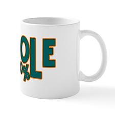 100% Creole Mug