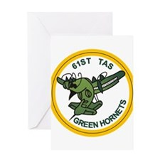 61st Tactical Airlift Squadron Greeting Cards