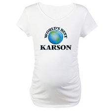World's Best Karson Shirt