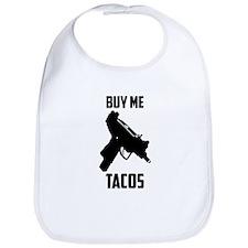 Buy Me Tacos Bib