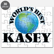 World's Best Kasey Puzzle