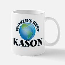 World's Best Kason Mugs