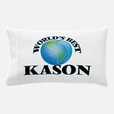 World's Best Kason Pillow Case