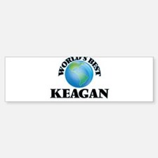 World's Best Keagan Bumper Bumper Bumper Sticker