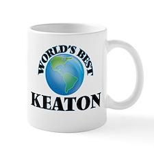 World's Best Keaton Mugs