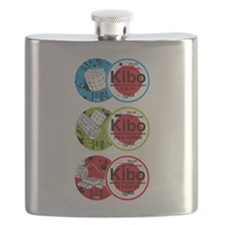 Kibo 3 Patches Flask