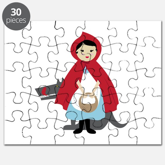 Red Riding Hood Puzzle
