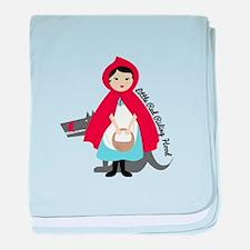 Riding Hood baby blanket