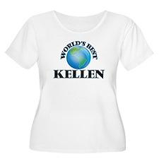 World's Best Kellen Plus Size T-Shirt