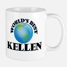 World's Best Kellen Mugs