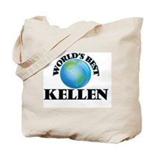 World's Best Kellen Tote Bag