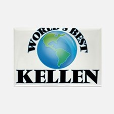 World's Best Kellen Magnets