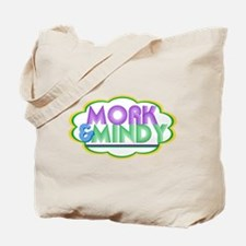 Mork & Mindy Tote Bag