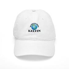 World's Best Kelvin Baseball Cap