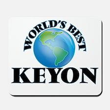 World's Best Keyon Mousepad