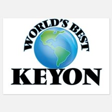 World's Best Keyon Invitations