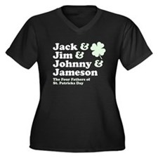 Jack Jim Johnny & Jameson Plus Size T-Shirt