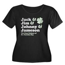 Jack Jim Johnny & Jameson Plus Size T-Shirt