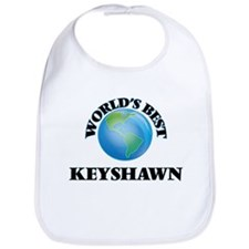 World's Best Keyshawn Bib
