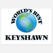 World's Best Keyshawn Invitations