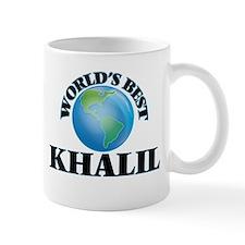 World's Best Khalil Mugs