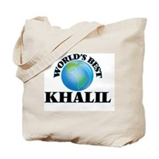 World's Best Khalil Tote Bag
