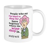 Aunty Small Mugs (11 oz)