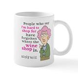 Aunty Small Mugs (11 oz)